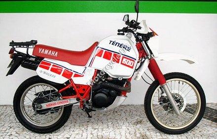 Yamaha XT 600 Z Tenere 1989 16099