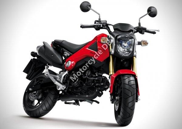 Honda Grom 2014 23753