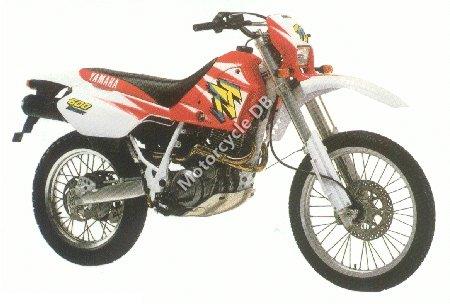 Yamaha TT 600 E 1997 6704