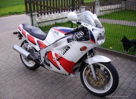 Yamaha FZR 750 R (reduced effect) 1991 9801