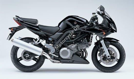 Suzuki SV 1000 S 2007 2050