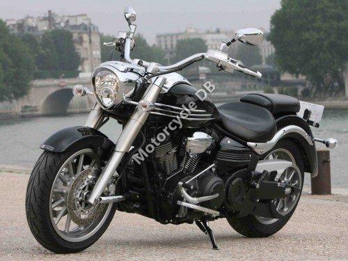 Yamaha XV 1900 Midnight Star 2006 9495