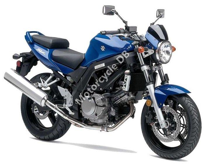 Suzuki SV 650 2005 27944