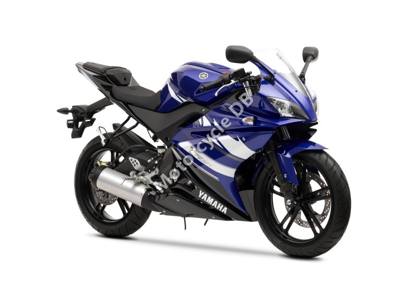 Yamaha YZF-R125 2011 25552