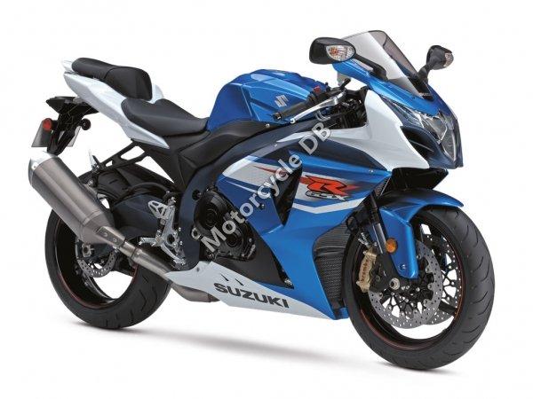 Suzuki GSX-R750 2012 22114