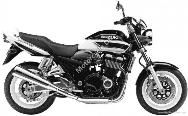 Suzuki GSX 1400 2002 15463