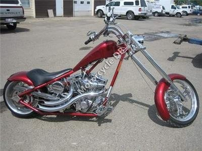 Titan Radical Rigid Chopper 2006 12412