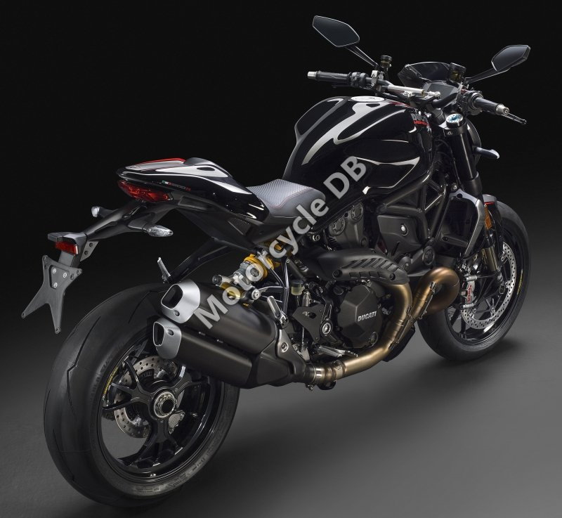 Ducati Monster 1200 R 2016 31322