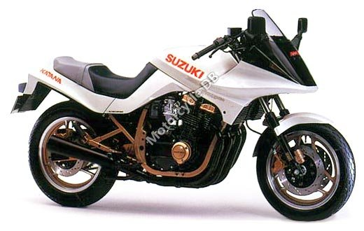 Suzuki GSX 750 S Katana 1981 16312