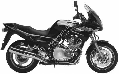 Yamaha XJ 900 S 1995 8500