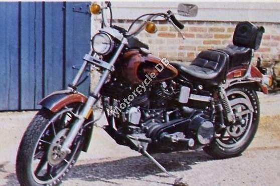 Harley-Davidson FXS 1340 Low Rider 1980 11484