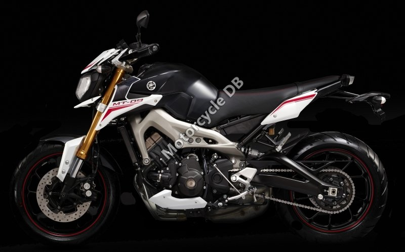 Yamaha MT-09 Street Rally 2014 26070