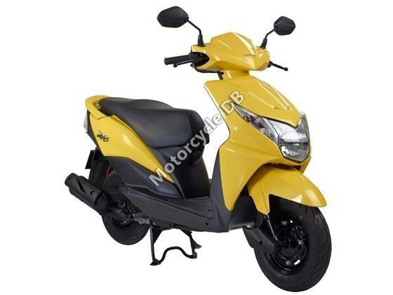 Honda Dio 2014 23681