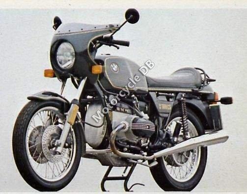 BMW R 100 CS 1981 9586
