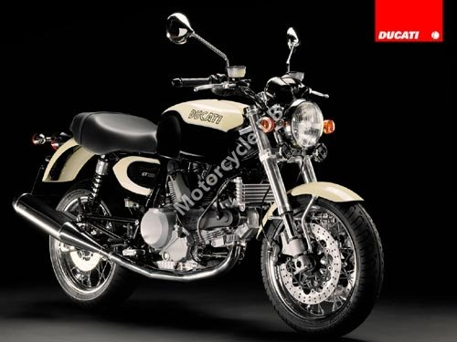 Ducati SportClassic GT 1000 2008 2498