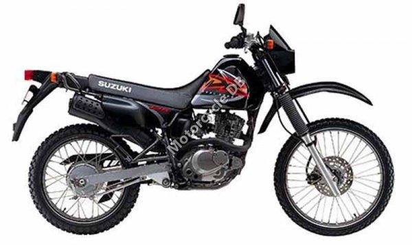 Suzuki AN 125 1997 13872