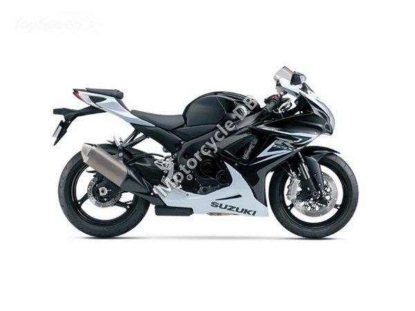Suzuki GSX-R600 2014 23726