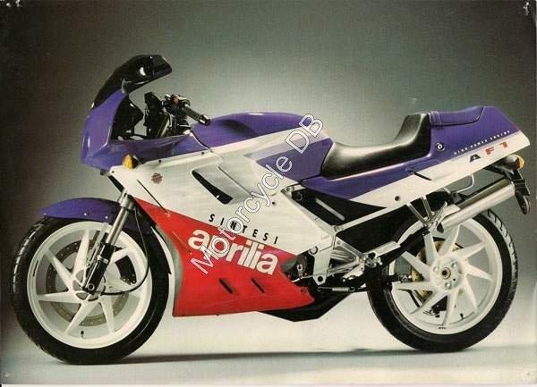 Aprilia AF1 125 Sintesi Replica 1989 746