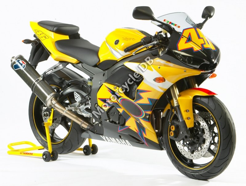 Yamaha YZF-R6 2004 25649