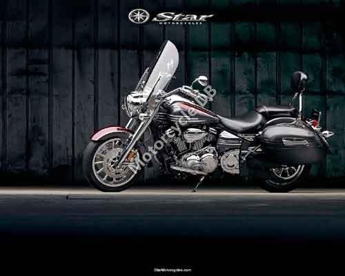 Yamaha Stratoliner S 2008 2927