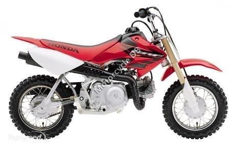 Honda CRF 50 F 2004 17727