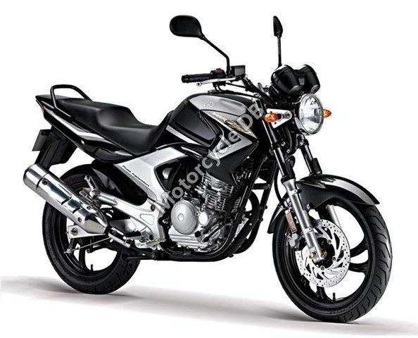 Yamaha YBR 250 2007 17916