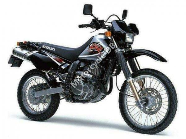 Suzuki DR 650 SE 2002 1707