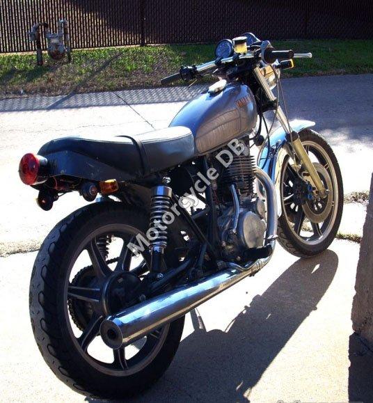 Yamaha SR 500 1995 13754