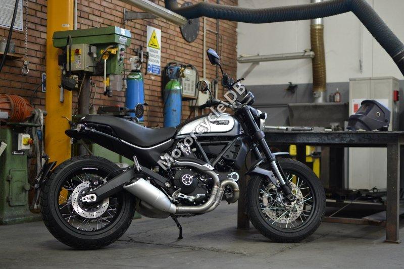 Ducati Scrambler Street Classic 2018 31193