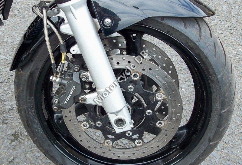 Suzuki GSR 600 2007 27887