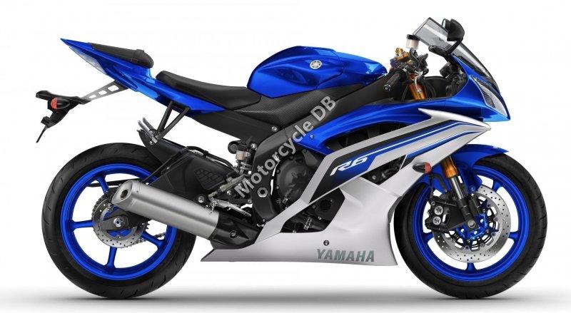Yamaha YZF-R6 2016 25637