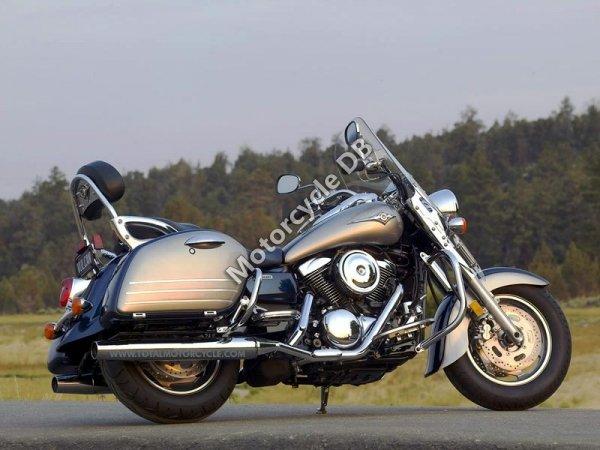 Kawasaki Vulcan 1600 Nomad 2005 5814
