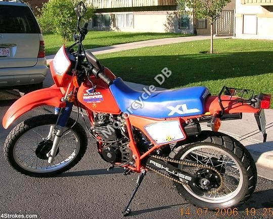 Honda XL 250 R 1985 8021 Thumb