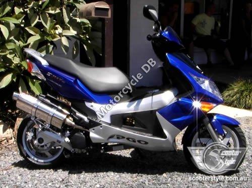 PGO G-Max 150 2011 21662