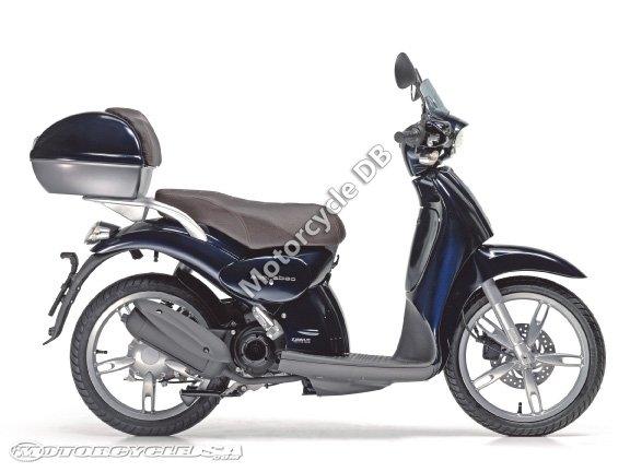 Aprilia Scarabeo 100 4T 2011 7830