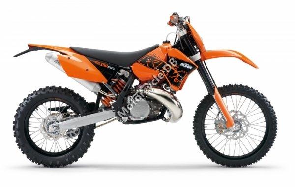 KTM 250 EXC 2007 8561