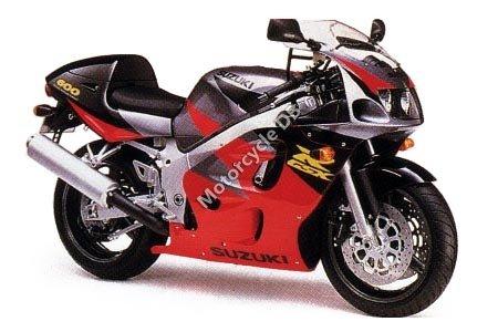 Suzuki GSX-R 600 1997 15096