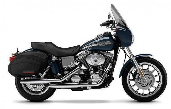 Harley-Davidson Dyna Super Glide T-Sport 2001 18820
