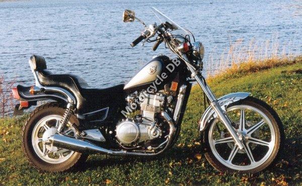 Kawasaki EN 500 1992 15917