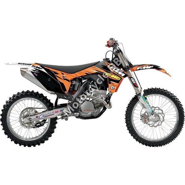 KTM 505 SX F 2007 12149