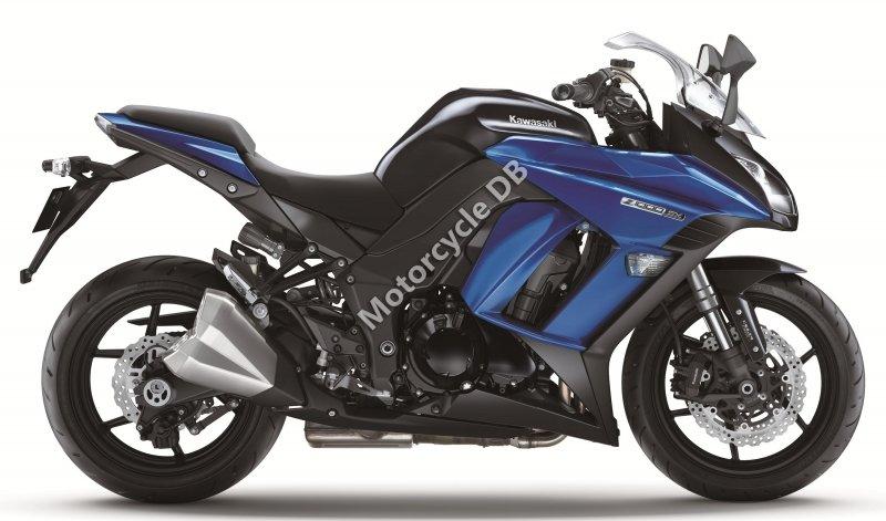 Kawasaki Z1000 SX 2014 28969