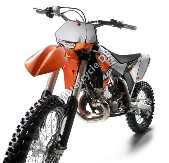 KTM 250 SX 2010 4340