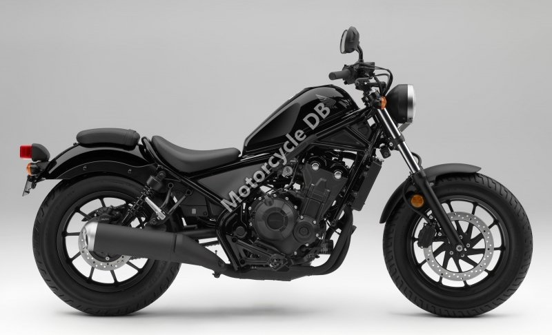 Honda CMX500 Rebel 2018 29383