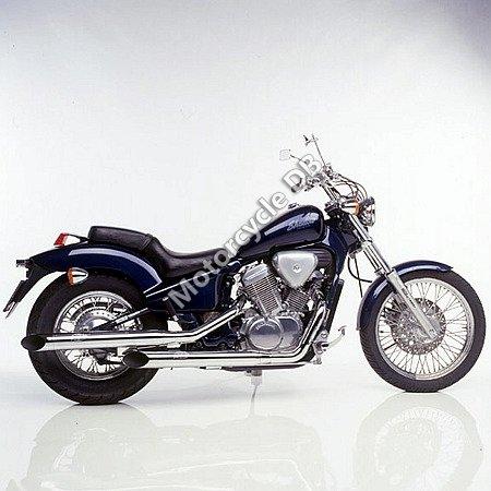 Honda VT 600 C Shadow 2011 17005