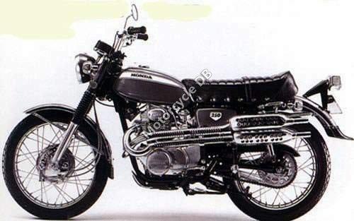 Honda CL 250 S 1983 11024