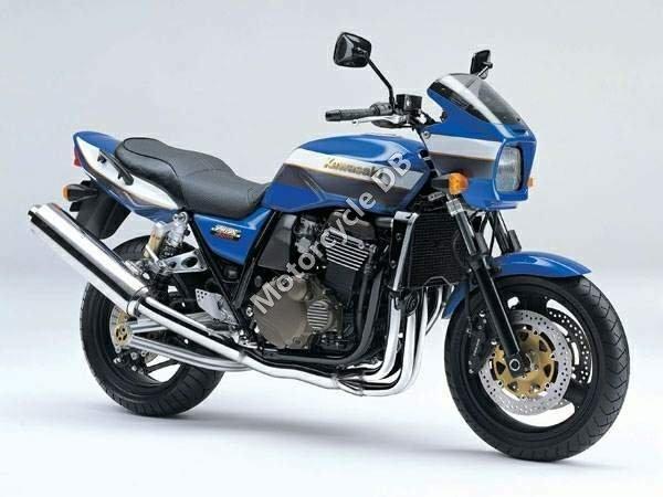 Kawasaki ZRX 1200 2004 10576