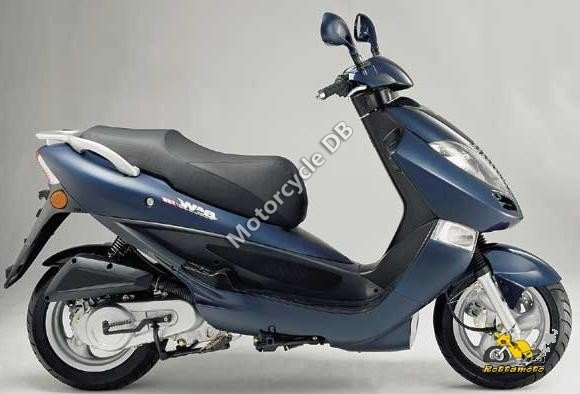 Kymco Bet  and  Win 125 2005 19278