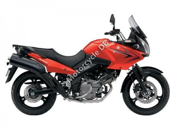 Suzuki V-Strom 650 2010 13167