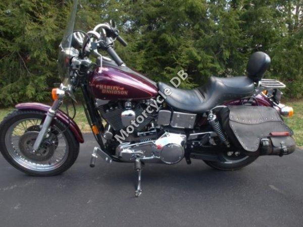 Harley-Davidson Dyna Glide Convertible 1998 10508