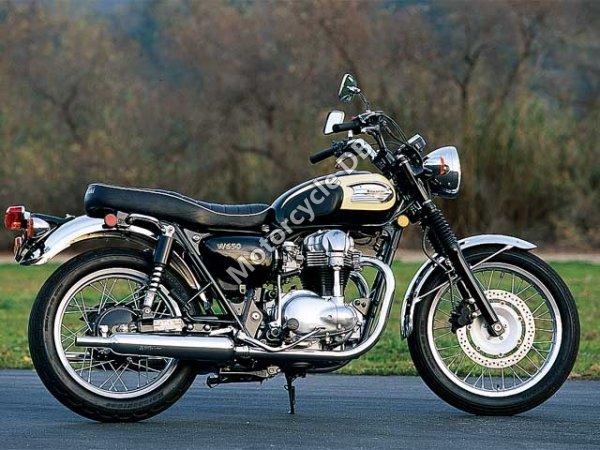 Kawasaki W 650 2003 16152